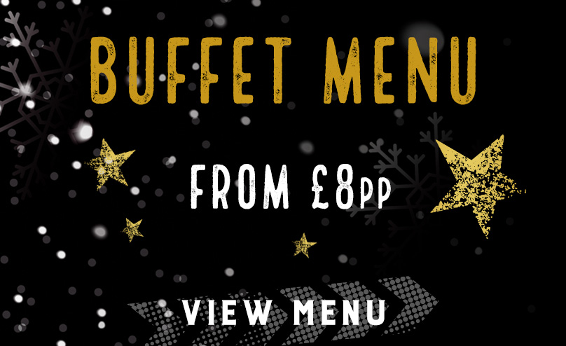 Festive buffet menu at The Windsor