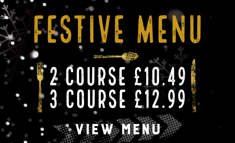 Festive Menu at The Windsor