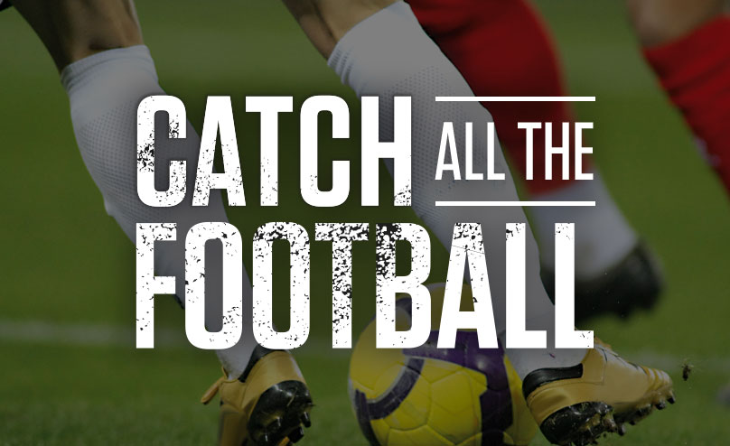 Watch Football at The Windsor