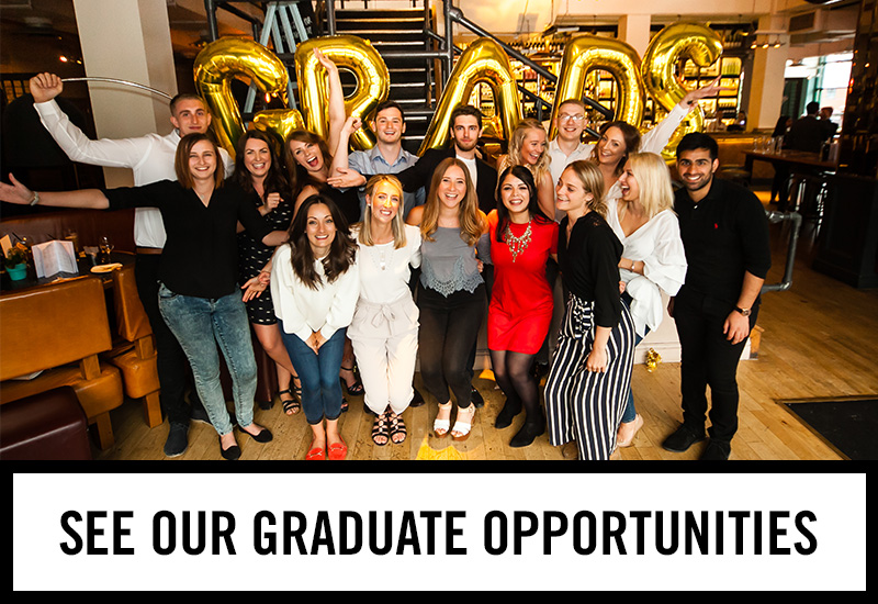 Graduate opportunities at The Windsor