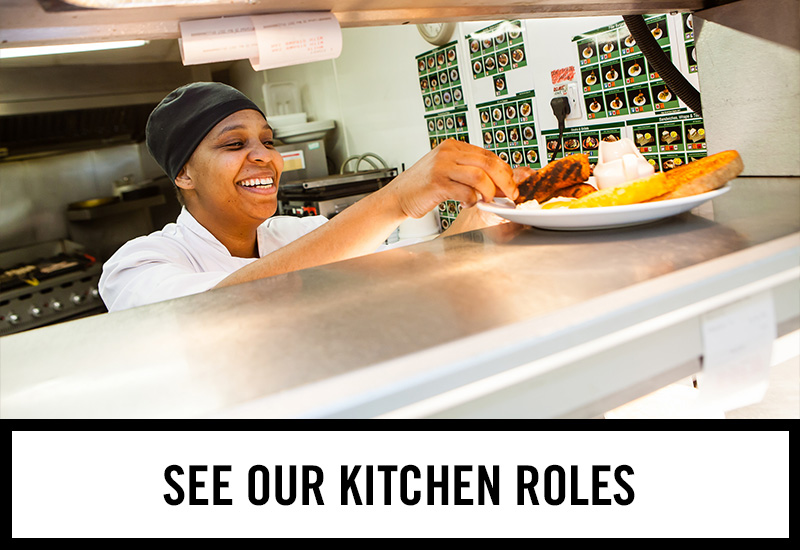 Kitchen roles at The Windsor