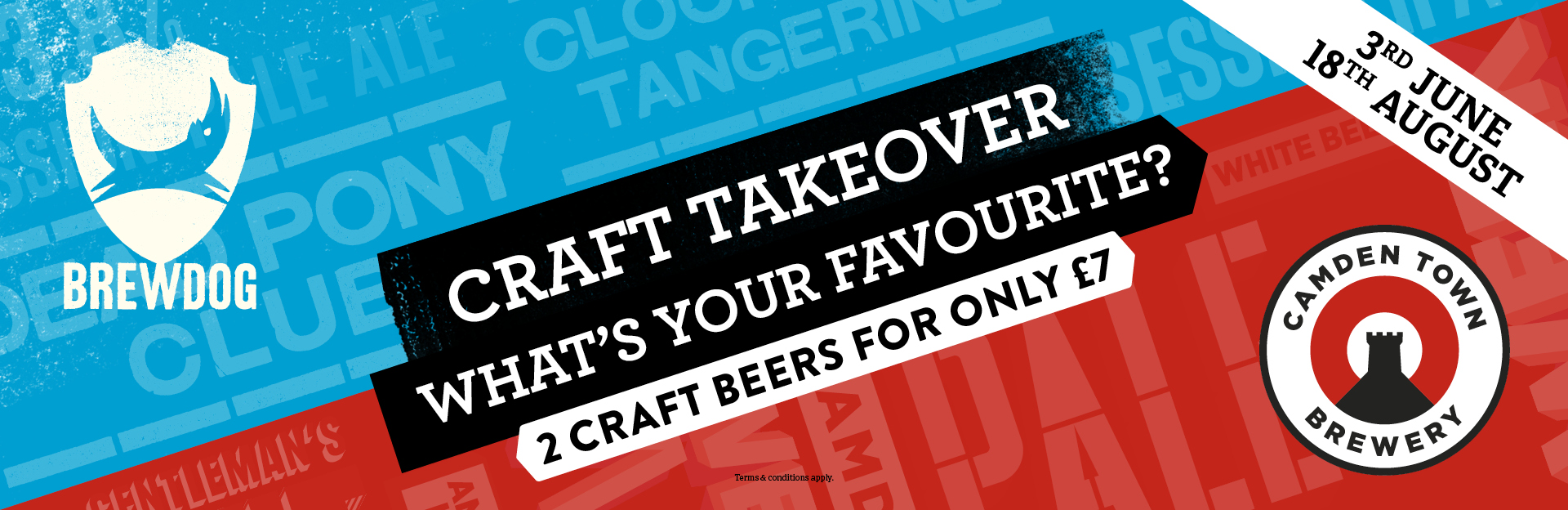 Craft Takeover at The Windsor